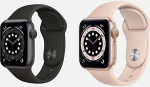 Apple Watch Series 6 GPS, 40mm Smartwatch (Grade A - Customer Return) Pink / Grey - £256.45 With Code @ deal_buyer / Ebay