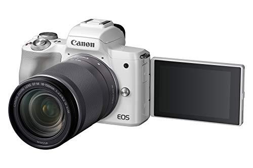 Canon EOS M50 + EF-M 18-150mm kit £633.34 @ Amazon