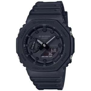 "Casio ""Casioak"" G-Shock GA-2100-1A1ER triple black £69.54 UK Mainland - Dispatches from Sold by Amazon EU @ Amazon"