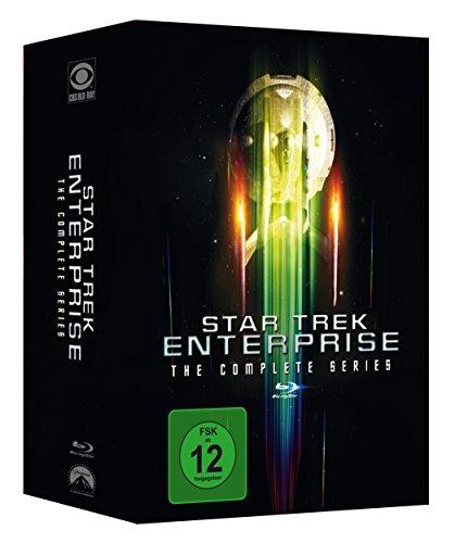 Star Trek Enterprise Complete Boxset Blu-ray £39.68 / dvd £26.44 (UK Mainland) Sold by Amazon EU @ Amazon