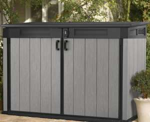 """Keter Grande Store 6ft 3"""" x 3ft 7"""" (1.9 x 1.1 m) Horizontal 2,020 Litre Storage Shed £269.98 (Members Only) @ Costco (Chingford)"""