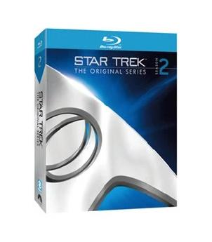 Star Trek the Original Series: Season 2 blu-ray - £7.20 delivered with newsletter sign up code @ Rarewaves