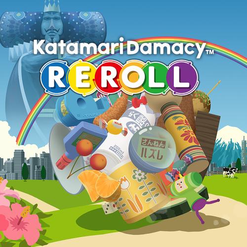 Katamari Damacy £3.99 / Mr. DRILLER DrillLand £6.39 / Namco Museum Archives 1/2 £3.99 each / Namco Museum Arcade £8.24 @ Nintendo eShop