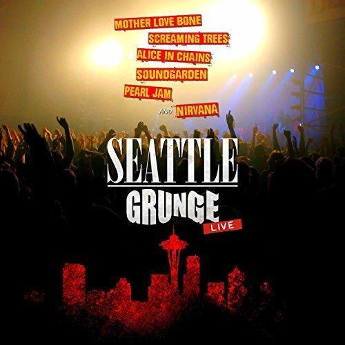 Seattle Grunge Live [VINYL] compilation - 2018 - £5.64 delivered @ Rarewaves