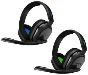 ASTRO A10 Gaming Headset - Blue or Green - £35.99 delivered @ Currys PC World