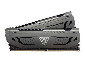 Patriot Viper Steel 16GB (2x 8GB) 3600MHz DDR4 £81.61 @ CCL Online