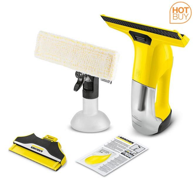 Karcher WV 6 Plus N Window Vacuum Cleaner £65.98 (Members Only) instore @ Costco