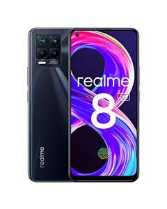 realme 8 Pro Sim Free Unlocked Smartphone 108MP Camera Amoled screen Dual Sim NFC 8+128GB - £217.79 (UK Mainland) @ Amazon Italy