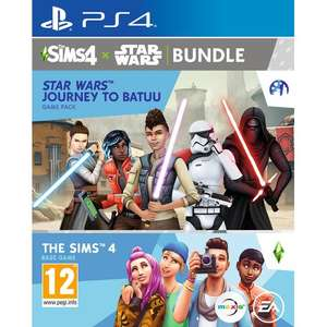 The Sims 4 Star Wars: Journey To Batuu Bundle (PS4 / Xbox One) - £9 delivered (UK Mainland) @ AO