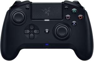 Razer Raiju Tournament Edition (2019) - Wireless and Wired Gaming Controller for PS4 + PC - £67 @ Amazon