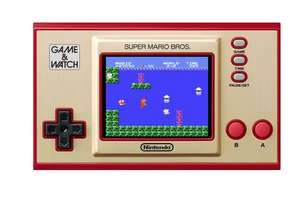 Game & Watch: Super Mario Bros - Nintendo Switch at coolshop £34.99 free delivery