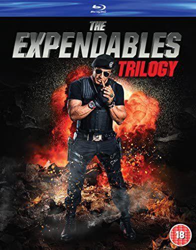 The Expendables Trilogy [Blu-ray] Box Set £7 @ Amazon (£2.99 p&p non prime) dvd box set £5