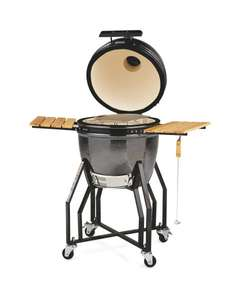 Kamado BBQ Online Only - £369.99 +£14.99 Delivery At Aldi From 20th May