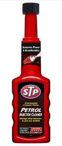 STP Petrol Injector Cleaner 200ml Available £3 + £5 delivery @ Wilko (More in OP)