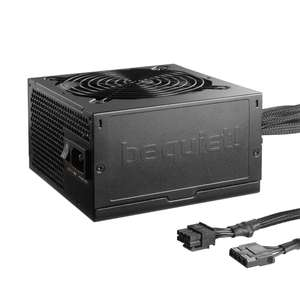 Be Quiet! System Power 9 600W 80+ Bronze PSU, £41.98 with code at 365games