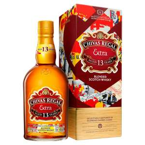 Chivas Regal Extra 13-yr blended Scotch Whisky 70cl for £25 delivered at Amazon