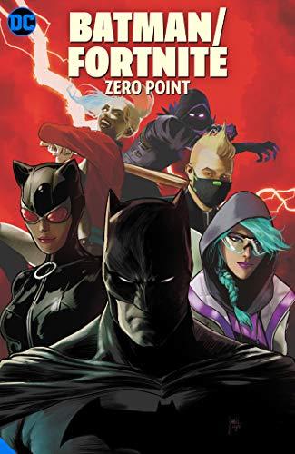 Batman/Fortnite: Zero Point Hardback Comic Collection £15.99 Amazon Prime / £18.98 Non Prime