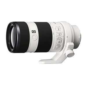 Sony SEL70200G E Mount - Full Frame 70-200mm F4.0 G Camera Lens £955 with voucher at Amazon