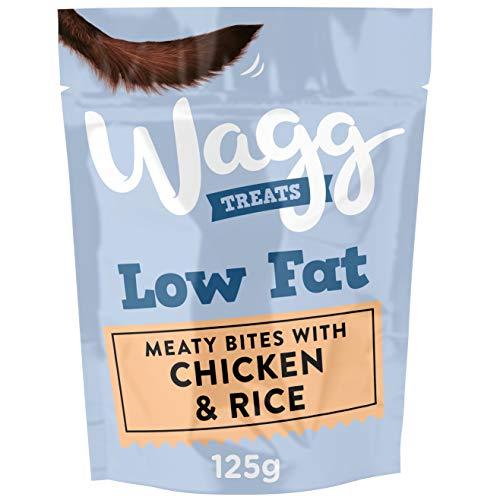 Wagg Low Fat Chicken Dog Treats 7 x 125 g £4.20 Prime / £8.69 Non Prime Amazon