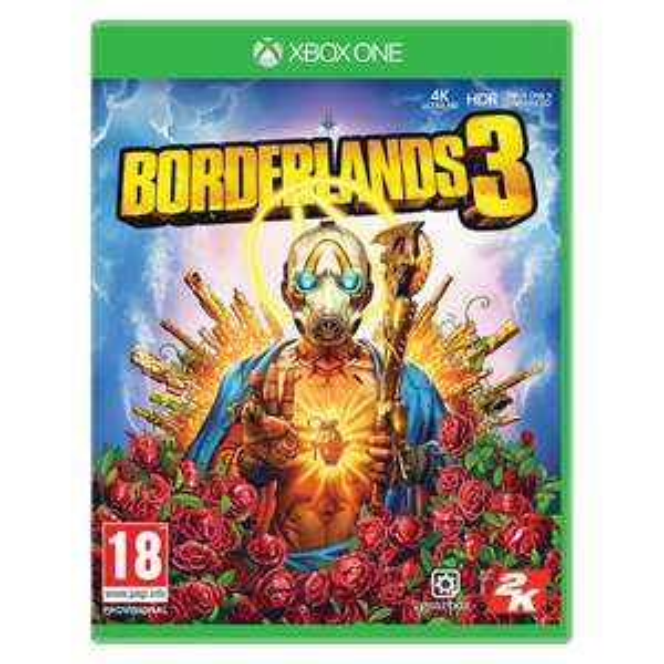 Borderlands 3 (Xbox One) £8.63 Delivered using code @ 365 Games