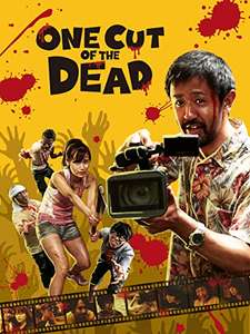 One Cut of the Dead HD Copy to Keep for £2.99 or 99p to Rent on Amazon