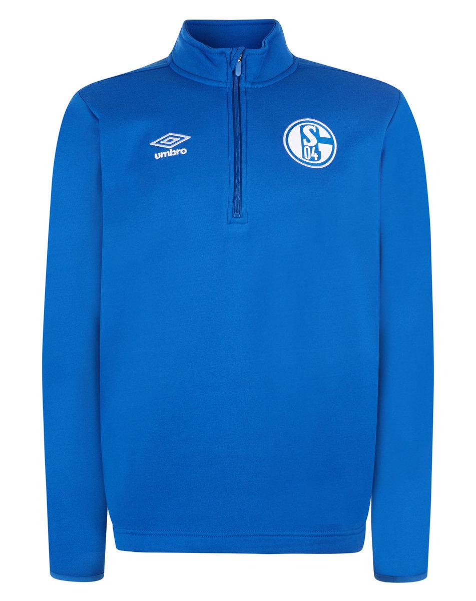 Umbro FC Schalke 04 quarter zip fleece £17.50 + £3.99 del at Umbro