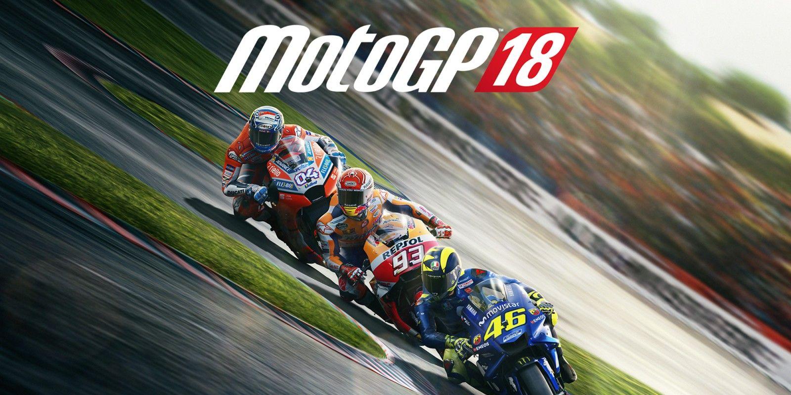 [Nintendo Switch] MotoGP 18 - £2.24 @ Nintendo eshop