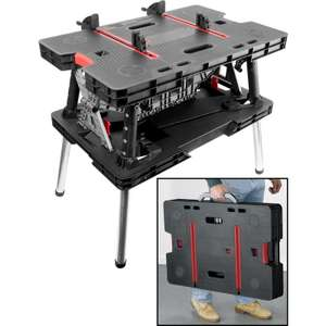 Keter Folding Work Bench £58.98 (Free Click & Collect in Limited Stores) at Toolstation