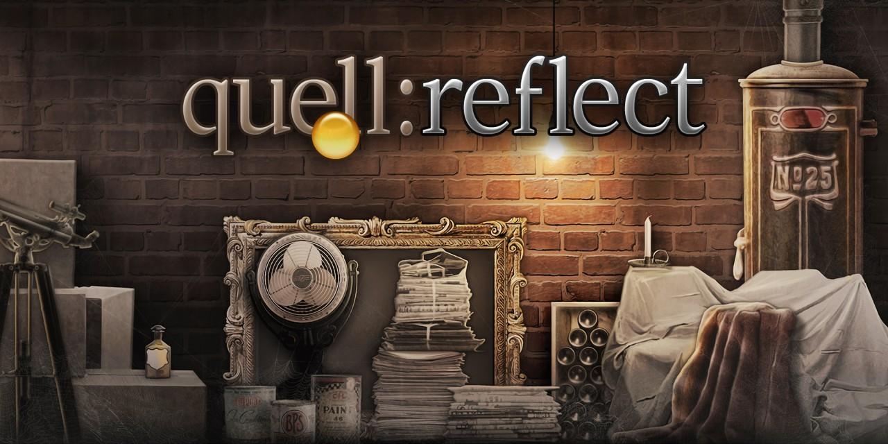 Quell Reflect & Quell Memento - £1.49 each @ Nintendo eShop