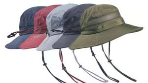 UV Protection Bucket Hat £8.48 delivered @ Groupon