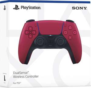 DualSense Wireless Controller PS5 - Cosmic Red £62.85 at Base.com