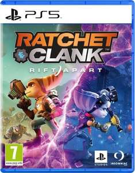 Ratchet and Clank: Rift Apart (PS5) - Inc Bonus DLC £59.99 @ Shopplay