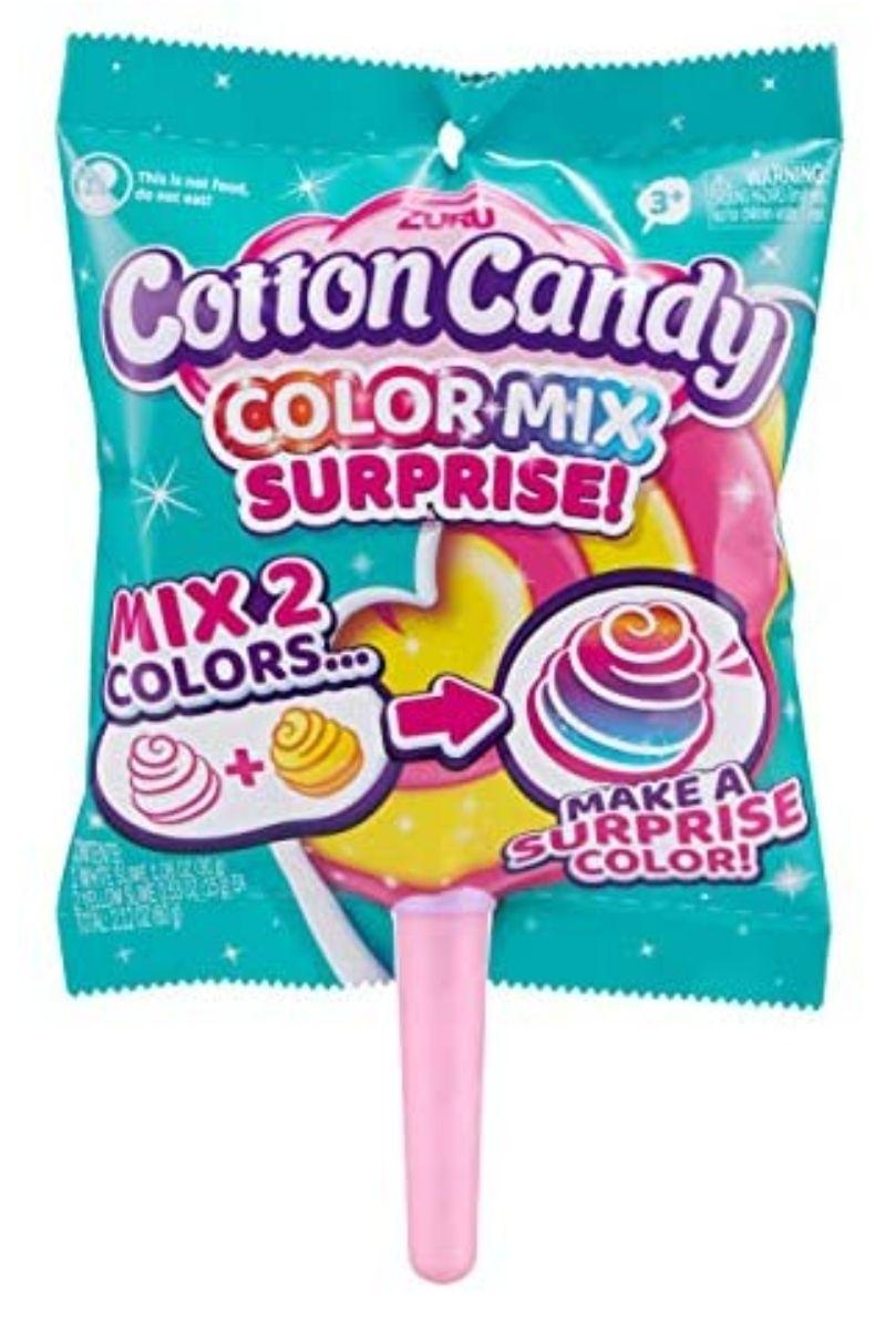 ZURU cotton candy colour changing slime £2.54 (+£4.49 non-prime) @ Amazon