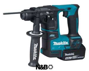 Makita DHR171Z 18v LXT SDS+ Plus Brushless Rotary Hammer 17mm Body Only £82.44 (£4.95 delivery - UK mainland) @ Powertool supplies