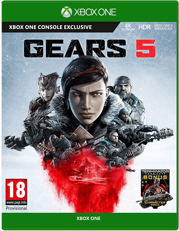 Gears 5 Xbox one £5 @ Tesco Carmarthen