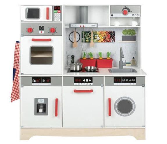 Kids Playtive Premium Play Kitchen 3+ 0 - £69.99 Instore @ LIDL (Brooklands, Milton Keynes)