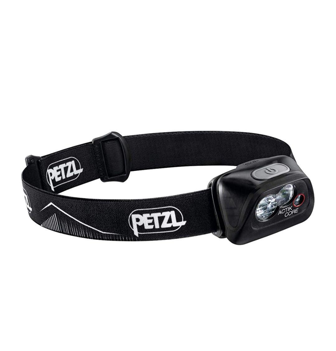 PETZL Actik Core Headlamp - SS21 £32 delivered @ Amazon