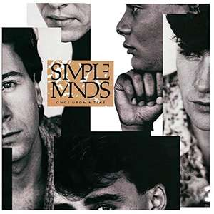 Simple Minds - Once Upon A Time [Blu-ray Audio] - 5.1 DTS-HD surround, 24 bit/96 kHz - £10.60 delivered (UK Mainland) @ Amazon France