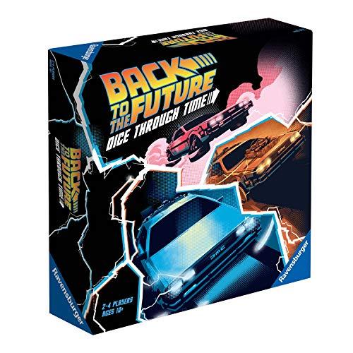 Ravensburger Back to The Future Board Game £15 / Ravensburger Jaws Board Game £15 (+£4.49 non prime) @ Amazon