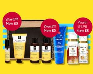 £5 Friday offer on Champneys, Piz Buin,YourGood Skin, Pantene, Boots Digital Thermometer, XX Revolution, etc £1.50 click & collect at Boots