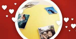 Free Set of Nine Photo Magnets only £3.95 Postage at Photobox with Vodafone VeryMe