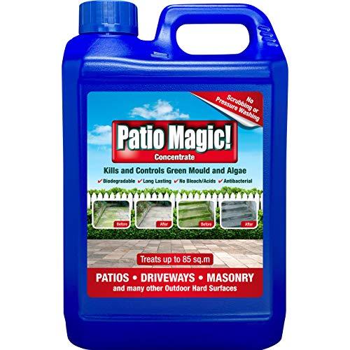 Patio Magic! Concentrate, 2.5 Litres - £6 (+ £4.49 Non Prime) @ Amazon