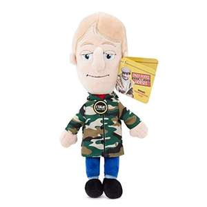 Only Fools and Horses Talking Rodney Plush Character £7.02 (Prime) + £4.49 (non Prime) at Amazon