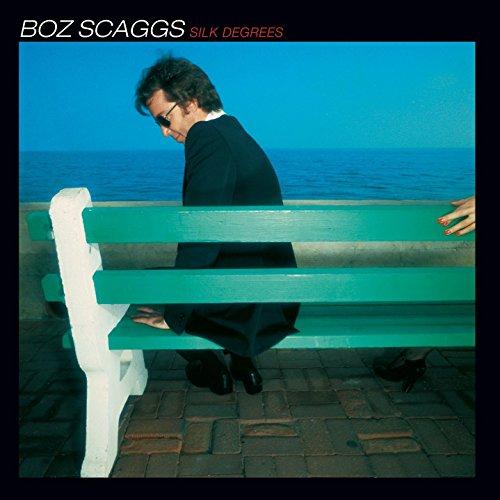 Boz Scaggs - Silk Degrees vinyl lp £11.99 (+£2.99 Non Prime) at Amazon