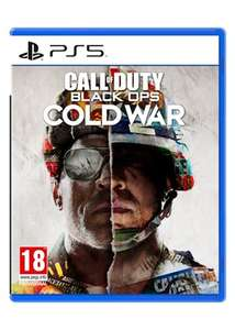 Call of Duty: Black Ops Cold War (PS5) - £29.99 @ BASE