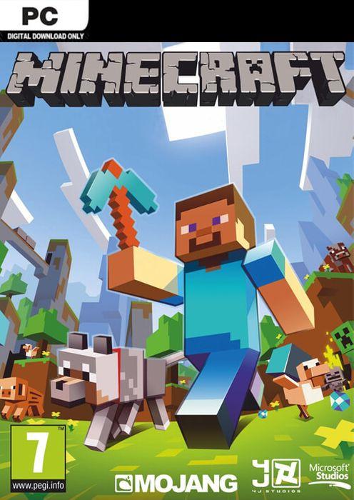 Minecraft PC (Java Edition) £12.69 at CDKeys