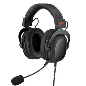 ADX Gaming Headset - Black & Orange - PC / Mac / Xbox One / PS4 [AFSH0119] £17.99 Delivered Using Code @ Currys