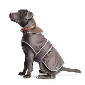 Ancol Muddy Paws Stormguard Coat Chocolate Extra Large XL £10.96 (Prime) + £4.49 (non Prime) at Amazon
