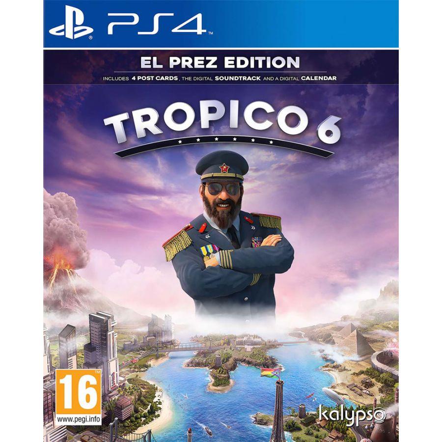 Tropico 6 El Prez Edition (PS4) £9.95 at The Game Collection