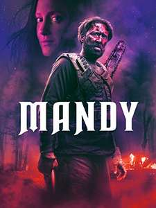 Mandy HD £2.99 to Own @ Amazon Prime Video